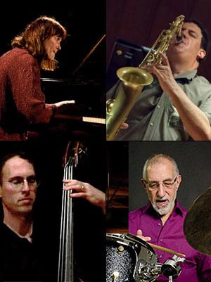 Tanksley Scheps Quartet