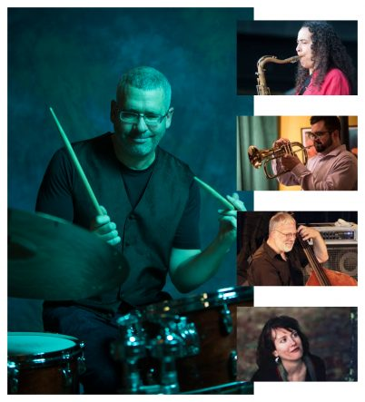 Jeff _Siege_ Siegel Quintet.