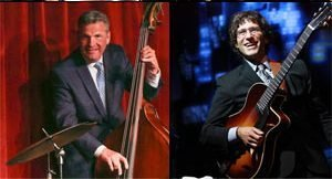 Martin Pizzarelli and Frank Vignola