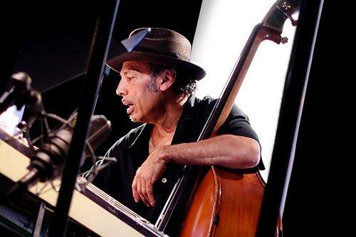 Tony Garnier with bass.